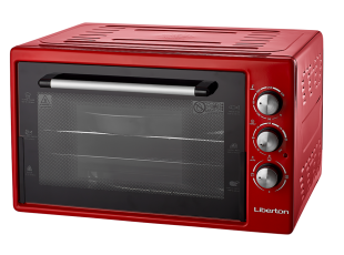 Електродуховка LEO-421 Red