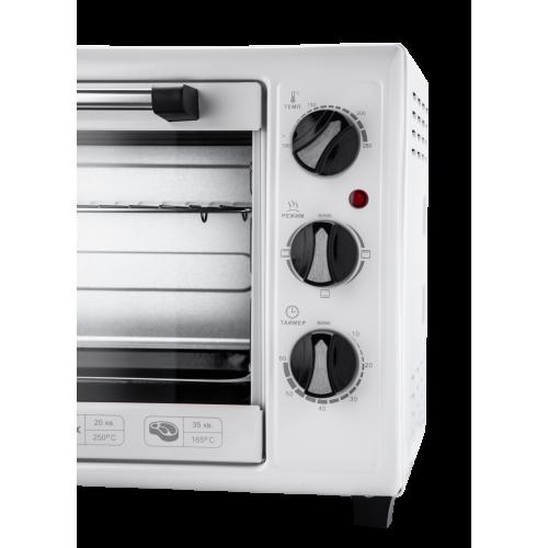 Електродуховка LEO-350 White