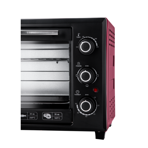 Електродуховка LEO-351 Red