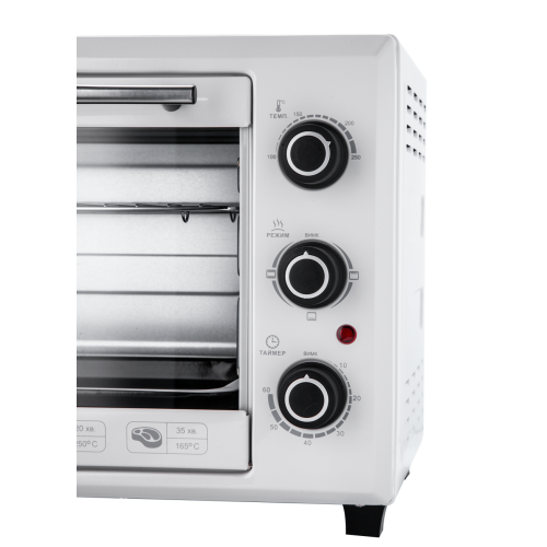 Електродуховка LEO-351 White
