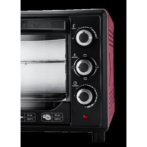 Електродуховка LEO-380 Red