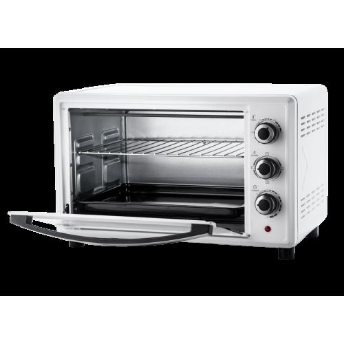 Електродуховка LEO-380 White