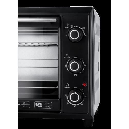Електродуховка LEO-400 Black