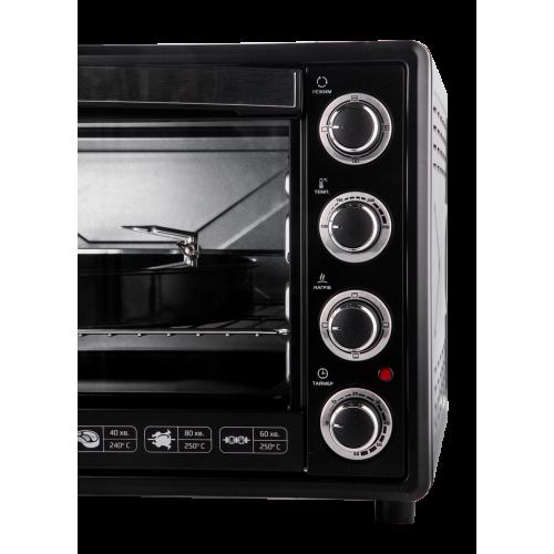 Електродуховка LEO-650 Black