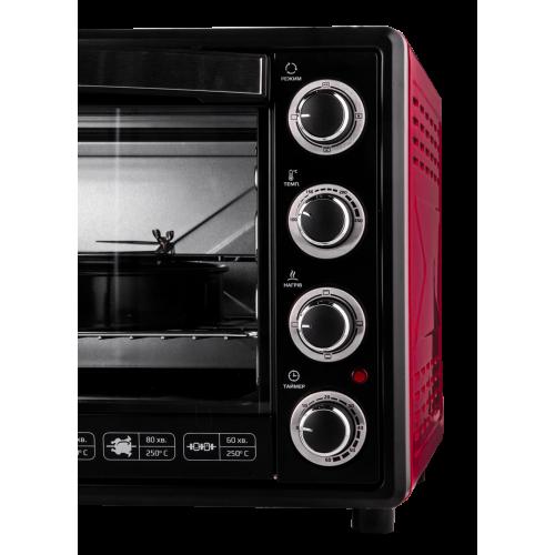 Електродуховка LEO-650 Red
