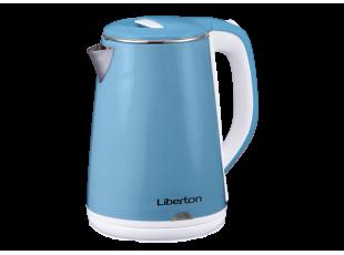 Електрочайник LEK-1802 Blue